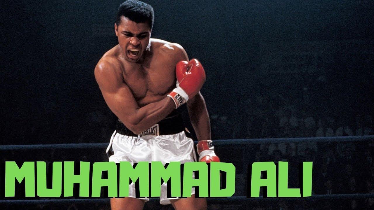 Caderea Regelui Boxului Muhammad Ali 4k