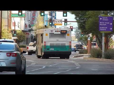Valley Metro (Phoenix, AZ): Bus Observations (November 2018) - Part 1/4