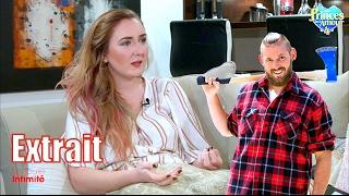 Morgane (LPDLA4): En couple avec Brandon bien avant le tournage? Ont-ils dupé la prod? Elle répond!