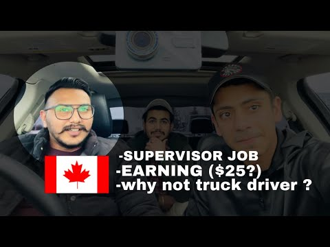 MEET MY SUPERVISOR IN CANADA | EARNINGS | FUTURE PLANS @randhawa 13 vlogs