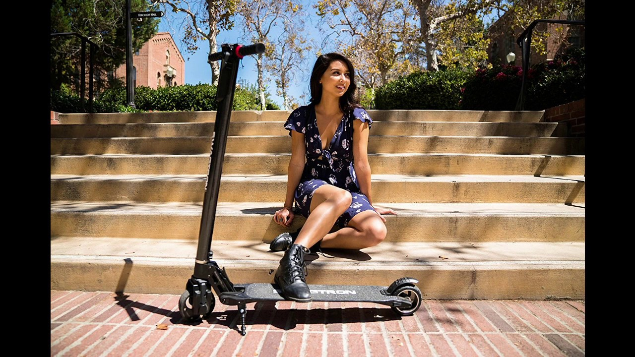 Top 3 Foldable Electric Scooters Best Scooter Review 2017
