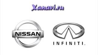 Навигационная карты для Nissan-Infiniti 2007/2010 года для систем с DVD приводом (DENSO) Xanavi.ru
