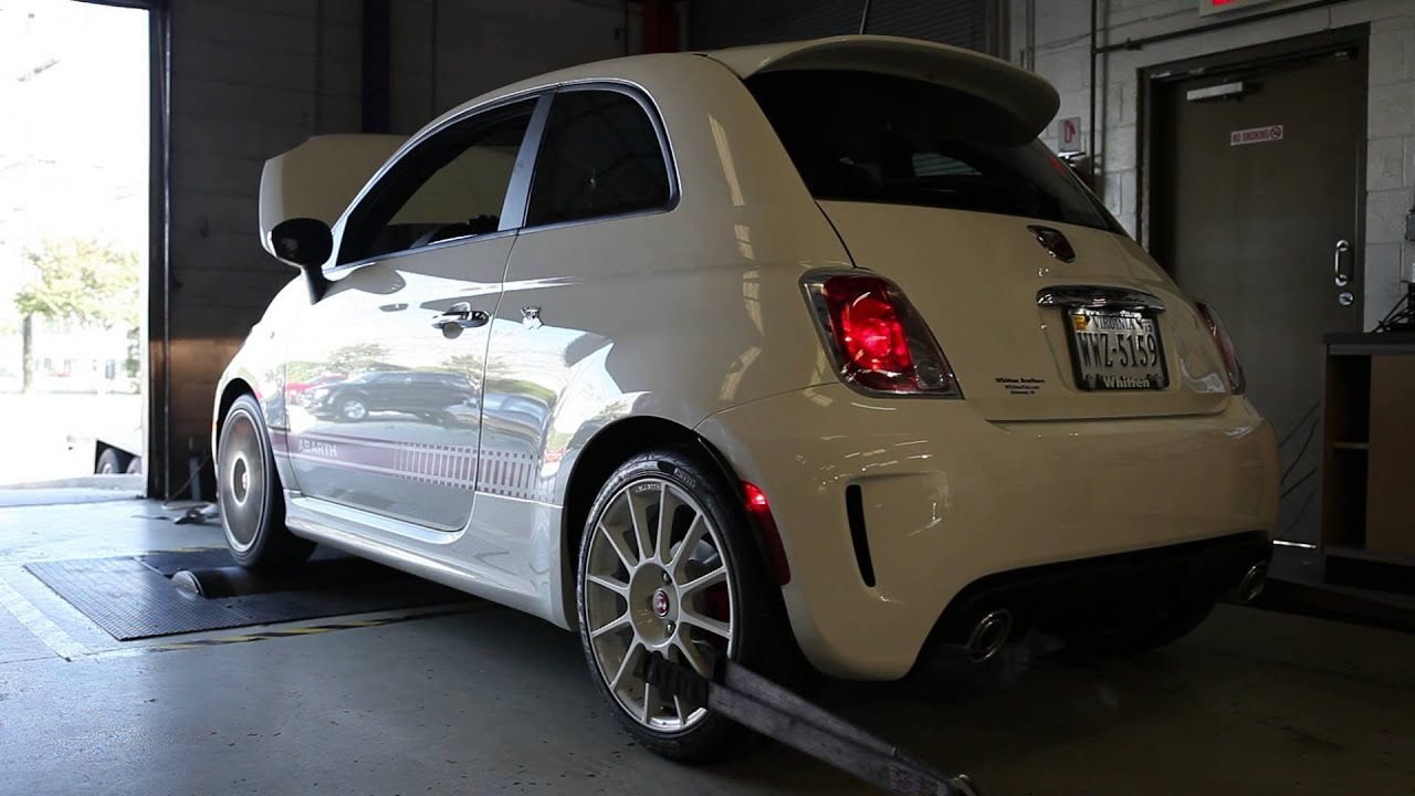 performance autosport fiat 500 abarth dyno youtube. Black Bedroom Furniture Sets. Home Design Ideas