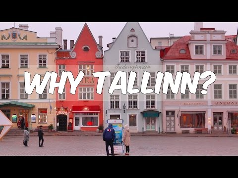 Why you need to visit Tallinn? - Let me explain.