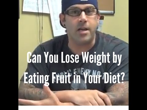 Can You Lose Weight by Eating Fruit in Your Diet