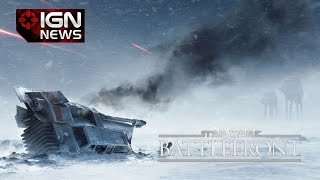 A Small Glimpse At Star Wars: Battlefront - IGN News