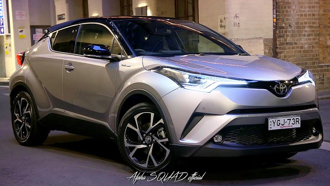 Hr V 2019 >> Toyota CHR 2019 - YouTube