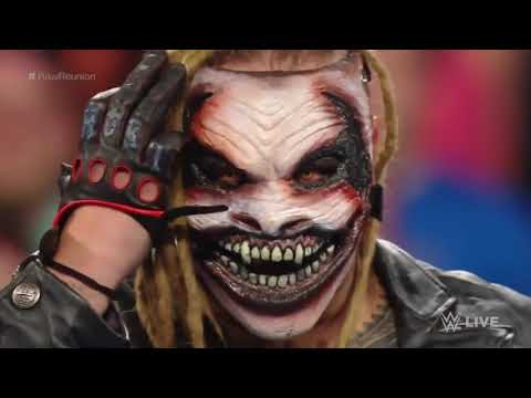 The Fiend WWE All Live Appearances