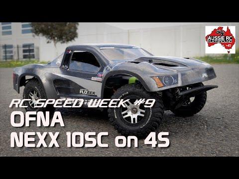 RC SPEED WEEK #9 S E  - Modified OFNA NEXX 10SC on 4S