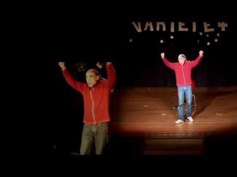 Comedy visuell Pantomime Jango Erhardo Mime Music Act . o )