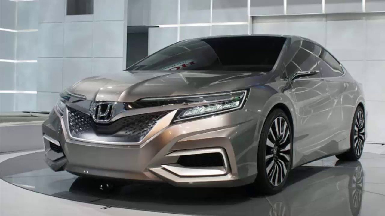 new 2018 honda accord release date and price youtube. Black Bedroom Furniture Sets. Home Design Ideas