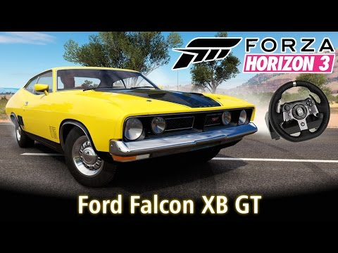 Ford Falcon XB GT 351 do celeiro! Carro do Mad Max! :O | Forza Horizon 3 + G920