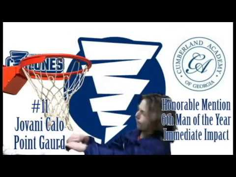 Cumberland Academy of Georgia 2017 Basketball Intro