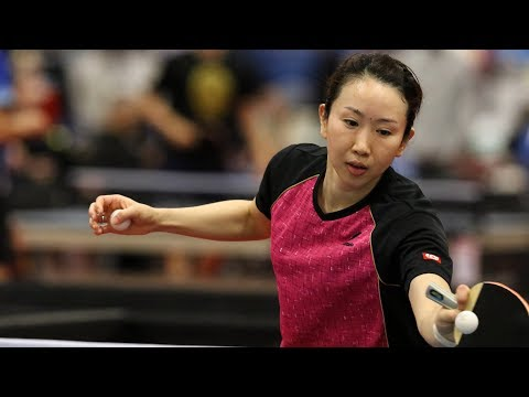 2019 Seamaster US Open Table Tennis Championships - Day 3 (Singles Finals)