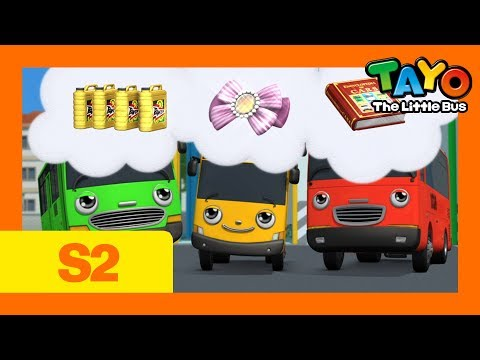 Tayo The trasure is mine! l Treasure hunt is ON! l Episode 9 l Tayo the Little Bus