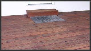 Wood Deck Staining & Sealing