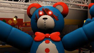 ROBLOX PIGGY TEDDY CHAPTER 3 JUMPSCARE - Roblox Teddy [Alpha]