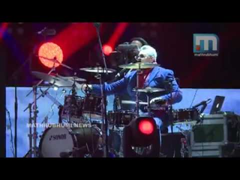 "A.R RAHMAN LIVE PERFORMANCE IN ""UAE"" with dulquar Salman"