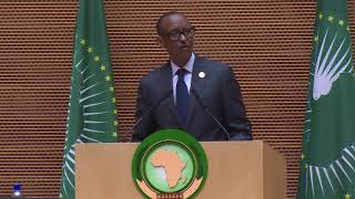 11th Extraordinary AU Summit | Remarks by President Kagame | Addis Ababa, 17 November 2018