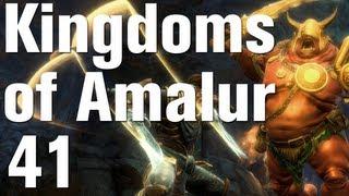 Kingdoms of Amalur: Reckoning Walkthrough Part 41 - Reckoning