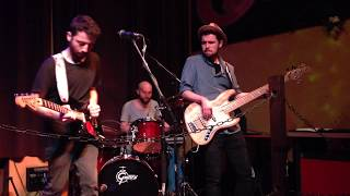 Fat Fox - Sweet Relief (live @ Cafe Carina)