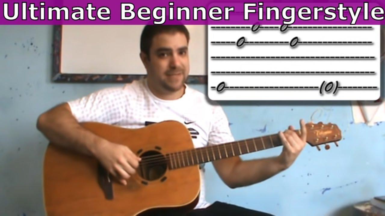 Ultimate Beginner Fingerstyle Lesson Essentials Exercises