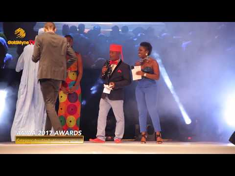 GLITZ AND GLAMOUR OF AMAA 2017 AWARDS (Nigerian Music & Entertainment)