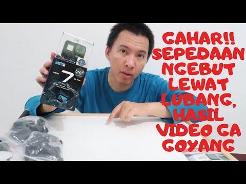 Unboxing, Review & Uji Coba GoPro Hero 7 Black