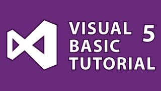 Visual Basic Tutorial 5