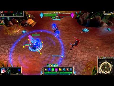 Arcade Sona (2014 Rework) Skin Spotlight League of Legends