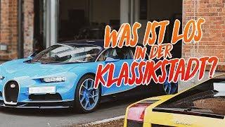 Bugatti CHIRON & warum die Polizei auf einen nackten Mann in Holland stieß