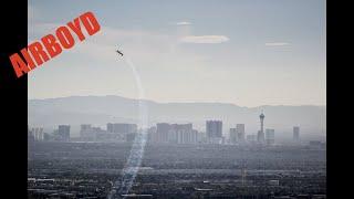 Yoshihide Muroya Training Day Las Vegas Red Bull Air Race