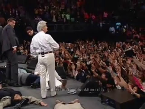 Benny Hinn - Powerful Anointing in Miami