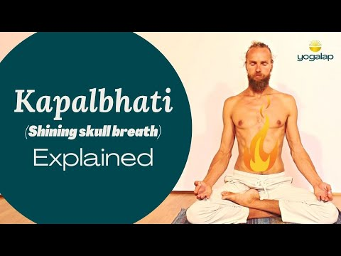 Kapalbhati step by step explanation - Michaël Bijker