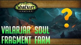 World of Warcraft Helarjar Landing: Vrekt (Valarjar Soul Fragment) Legion World Quest