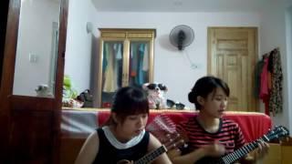 Mashup  Một nhà+ Ông bà anh+My everything_ukulele cover