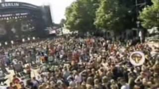 audioslave - like a stone (live 8 berlin) - azid bhvidz