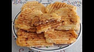 Pãozinho de Tapioca em Minutos na Sanduicheira