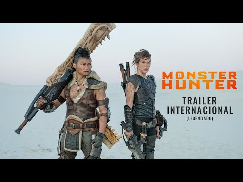 Monster Hunter | Trailer Internacional Legendado | 25 de Fevereiro nos cinemas