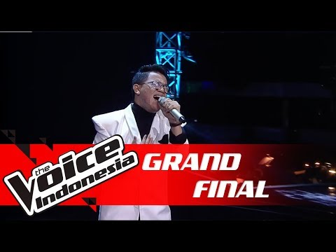 Gok - Karena Ku Sanggup (Agnez Mo) | GRAND FINAL | The Voice Indonesia GTV 2018