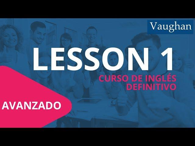 Curso Ingles Avanzado Con Grupo Vaughan Cursa