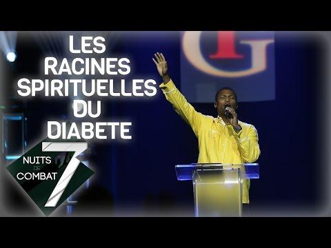 Pasteur Gregory Toussaint | Sept Nuits de Combat | Les Racines Spirituelles du Diabete