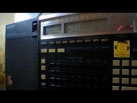 20 05 2018 Sri Lanka Broadcasting Corporation City FM in Sinhala to ME 1631 on 11750 Trincomalee