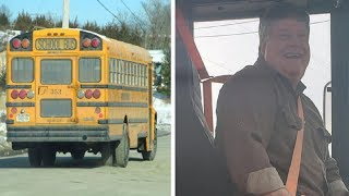 Bus driver picks up kids early in the morning as usual – then parents discover kids aren't at school
