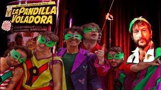 la pandilla voladora barcelona poble espanyol 10092013