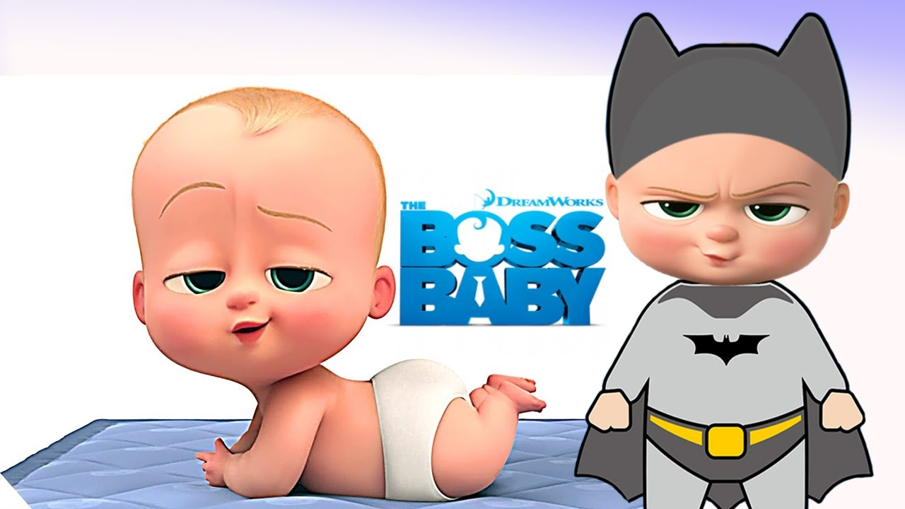 The Boss Baby 2017 coloring pages