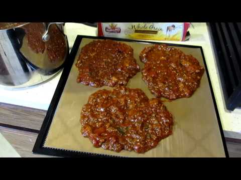 Homemade Dehydrated Meals