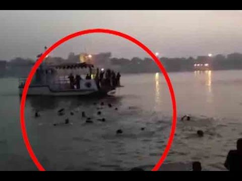 Bihar boat tragedy: Search and rescue operations by NDRF teams underway