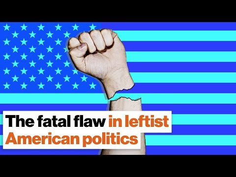 Jordan Peterson: The fatal flaw in leftist American politics