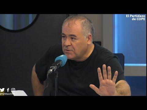 Entrevista a Antonio García Ferreras (LaSexta) en COPE | La Contraportada (El Partidazo)